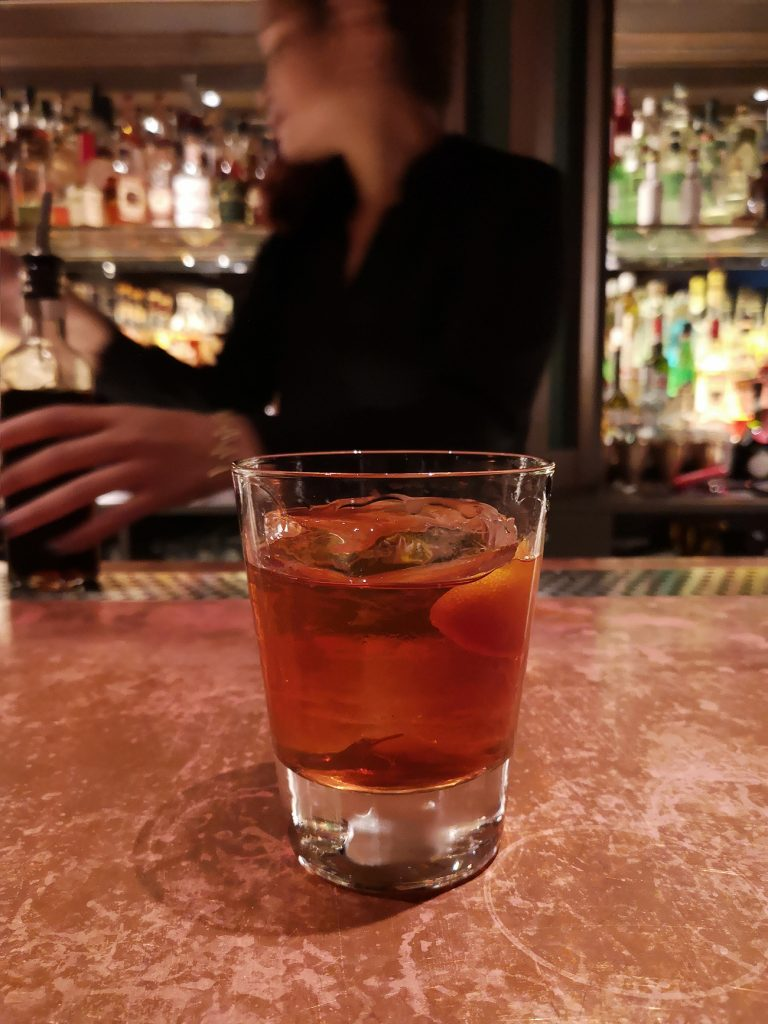 Benton's Old Fashioned At PDT Hong Kong